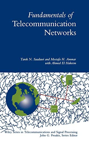 9780471515821: Fundamentals of Telecommunication Networks