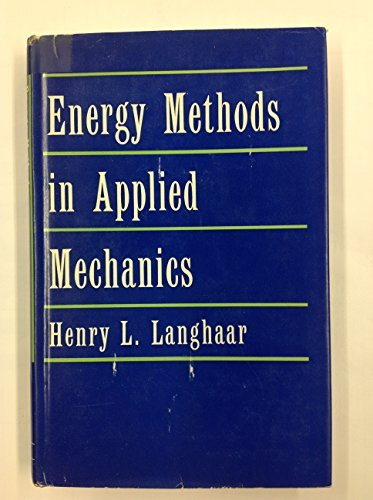 9780471517115: Energy Methods in Applied Mechanics