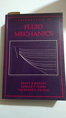 9780471517467: Fundamentals of Fluid Mechanics
