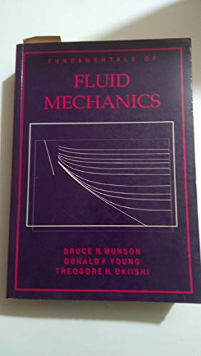 9780471517467: Fundamentals of Fluid Mechanics
