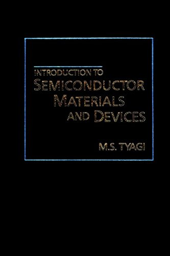 9780471517726: Introduction to Semiconductor Materials and Devices