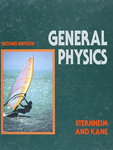 9780471522782: General Physics, 2nd Edition