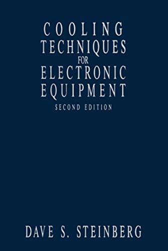 9780471524519: Cooling Techniques for Electronic Equipment, 2nd Edition
