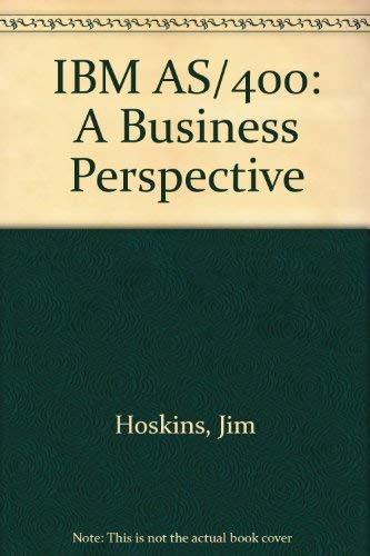 9780471524779: IBM AS/400: A Business Perspective