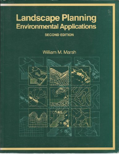 9780471525066: Landscape Planning: Environmental Applications