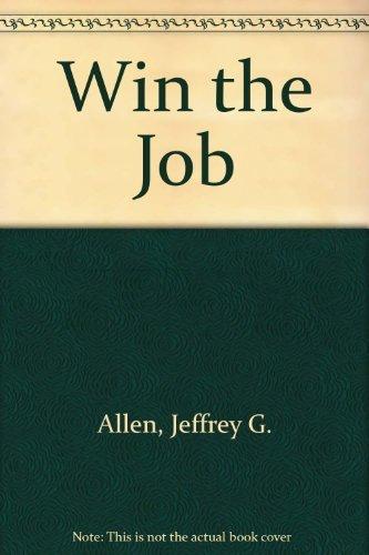 9780471525509: Jeff Allen's Best: Win the Job
