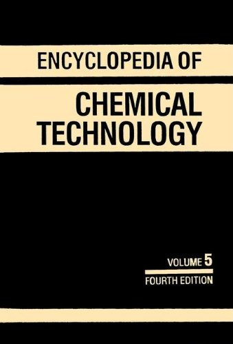 9780471526735: Encyclopedia of Chemical Technology: Carbon and Graphite Fibers to Chlorocarbons and Chlorohydrocarbons-C1
