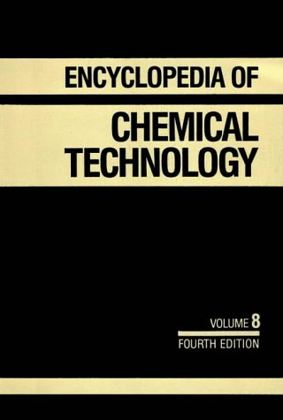 9780471526766: Kirk-Othmer Encyclopedia of Chemical Technology, Deuterium and Tritium to Elastomers, Polyethers (Volume 8)