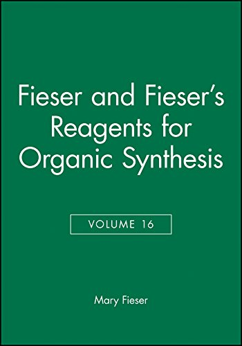 Reagents for Organic Synthesis: Vol 16 (Fiesers': M Fieser