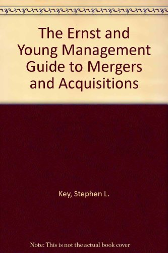 The Ernst and Young Management Guide to: Key, Stephen L.