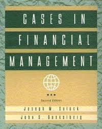 9780471529040: Cases in Financial Management