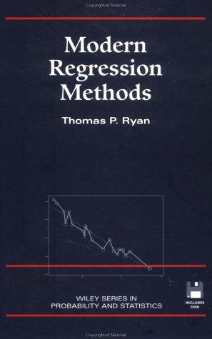 9780471529125: Modern Regression Methods