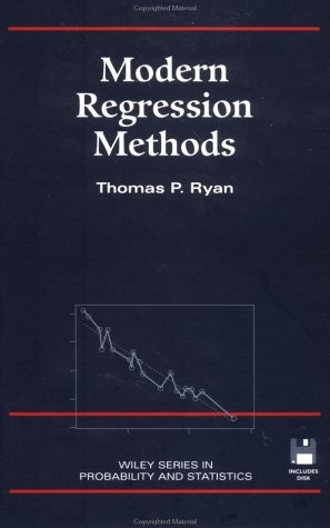 Modern Regression Methods (Wiley Series in Probability and Statistics)