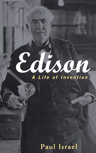 9780471529422: Edison: A Life of Invention