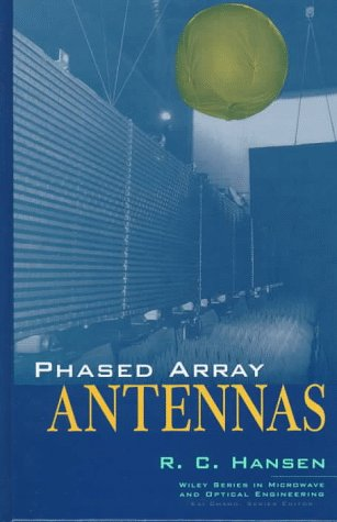 9780471530763: Phased Array Antennas (Wiley Series in Microwave and Optical Engineering)