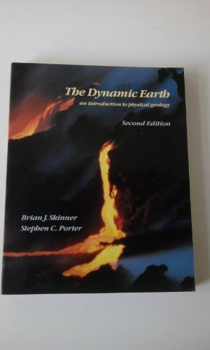9780471531319: The Dynamic Earth: An Introduction to Physical Geology