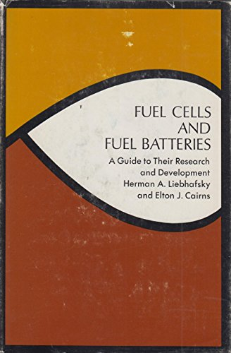 9780471534204: Fuel Cells and Fuel Batteries: A Guide to Their Research and Development
