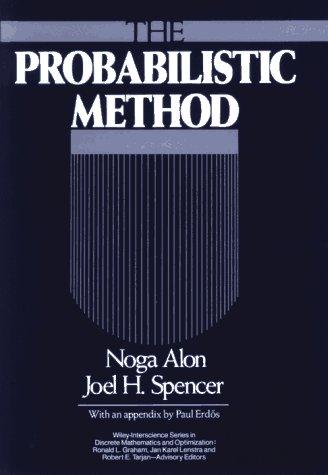 9780471535881: The Probabilistic Method (Wiley Series in Discrete Mathematics and Optimization)