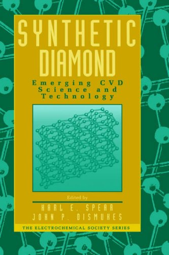 9780471535898: Synthetic Diamond: Emerging CVD Science and Technology (The ECS Series of Texts and Monographs)