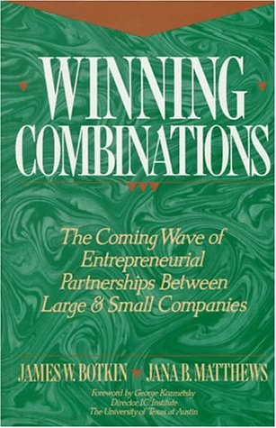 Winning Combinations : The New Wave of: James Botkin; Jana