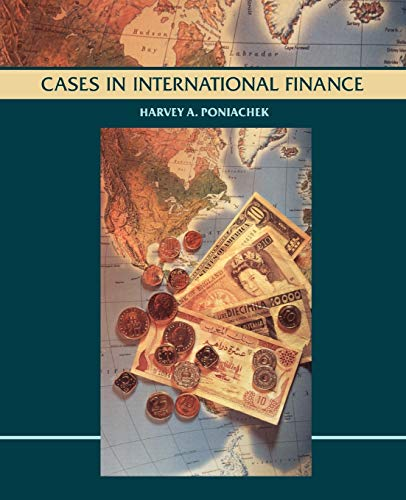 9780471536789: Cases in International Finance, Case Studies (Wiley Series in Finance)