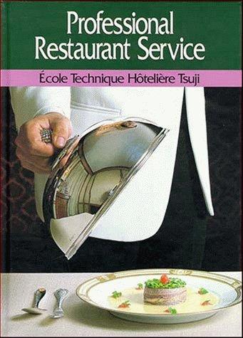 9780471538288: Professional Restaurant Service