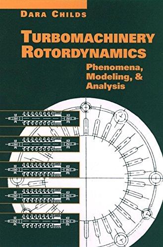 9780471538400: Turbomachinery Rotordynamics: Phenomena, Modeling, and Analysis