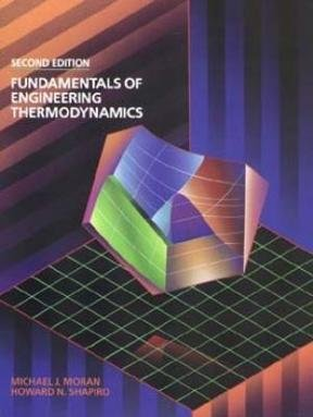 9780471539841: Fundamentals of Engineering Thermodynamics