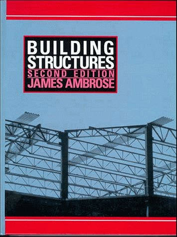 9780471540601: Building Structures, 2nd Edition