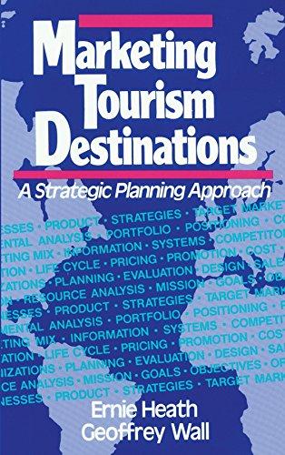 9780471540670: Marketing Tourism Destinations: A Strategic Planning Approach