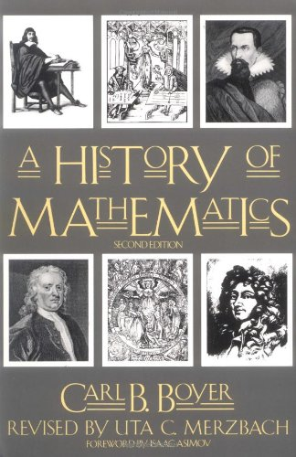 9780471543978: A History of Mathematics, Second Edition
