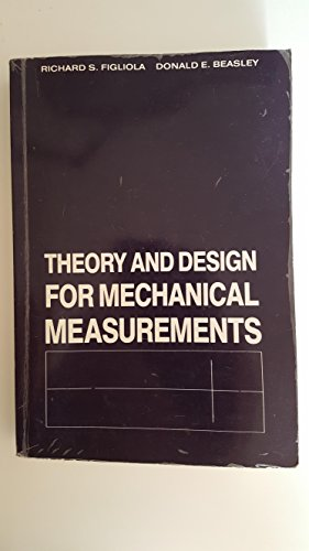 9780471544418: Theory and Design for Mechanical Measurements