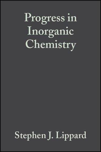 Progress in Inorganic Chemistry, Volume 39: Lippard, Stephen J., ed.