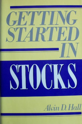 9780471544906: Getting Started in Stocks