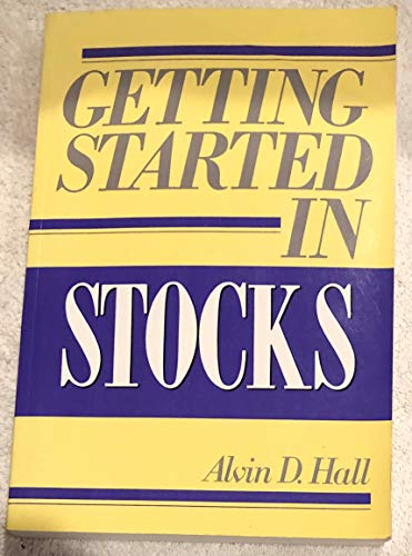 9780471544913: Getting Started in Stocks