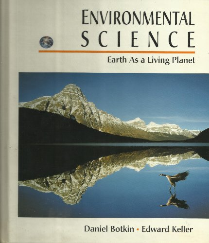 9780471545484: Environmental Science: Earth as a Living Planet