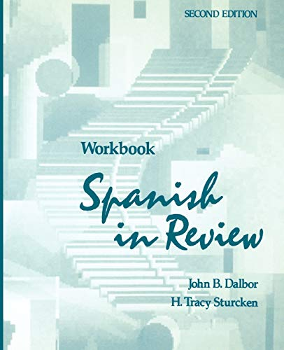 9780471545699: Workbook to accompany Spanish in Review, 2e