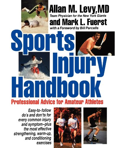 9780471547372: Sports Injury Handbook: Professional Advice for Amateur Athletes