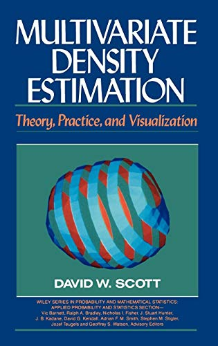 9780471547709: Multivariate Density Estimation: Theory, Practice, and Visualization