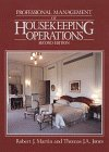 9780471547792: Professional Management of Housekeeping Operations
