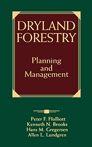 9780471548003: Dryland Forestry: Planning and Management
