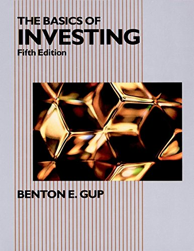 9780471548539: The Basics of Investing