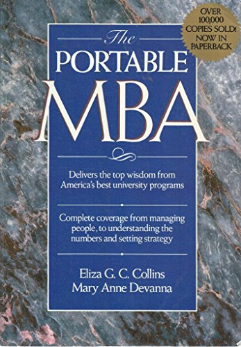 9780471548959: The Portable MBA (Portable Mba Series)