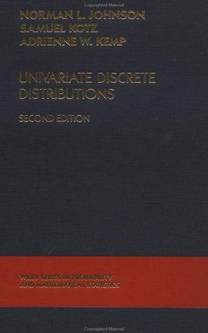 9780471548973: Univariate Discrete Distributions