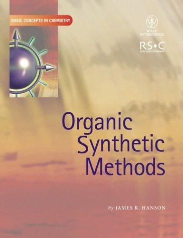 9780471549109: Organic Synthetic Methods