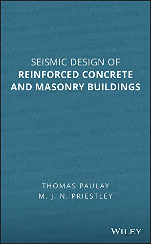 9780471549154: Seismic Design of Reinforced Concrete and Masonry Buildings