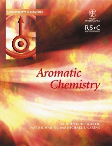 9780471549314: Aromatic Chemistry