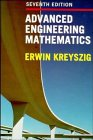 Advanced Engineering Mathematics, 7th Edition: Erwin Kreyszig