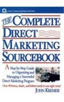 9780471553861: The Complete Direct Marketing Sourcebook: A Step-by-Step Guide to Organizing and Managing a Successful Direct Marketing Program (Small Business Series)