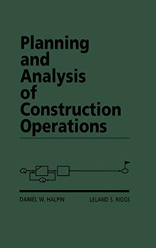 9780471555100: Construction Operations